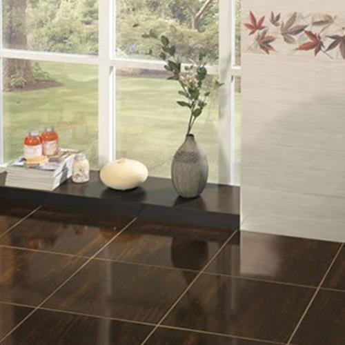 China Brown Gloss Ceramic Floor Tiles Manufacturers And Suppliers