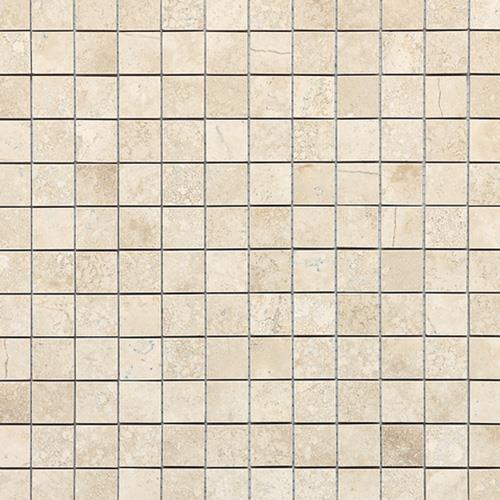 China Cream Square Mosaic Tiles Manufacturers And