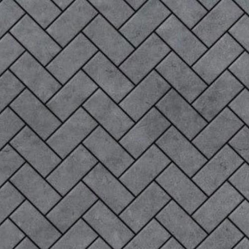 Grey Herringbone Mosaic Tiles