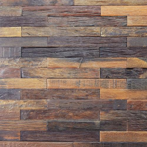 Patterned Wood Rustic Ceramic Wall Tiles