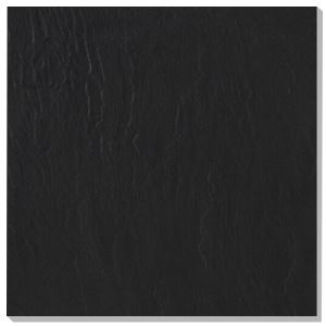 Black Glazed Porcelain Floor Tiles