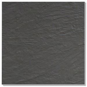 Black Rustic Porcelain Floor Tiles
