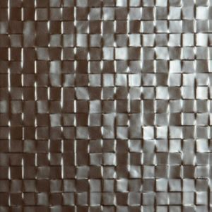 Brown Pressed Mosaic Tiles
