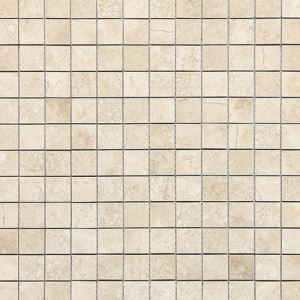 Cream Square Mosaic Tiles