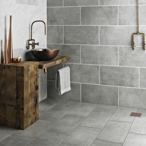 Grey Rustic Ceramic Wall Tiles