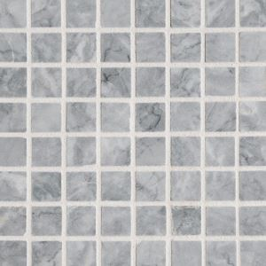 Grey Square Mosaic Tiles