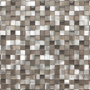 Mixed Square Mosaic Tiles