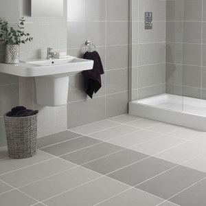White Gloss Ceramic Wall Tiles