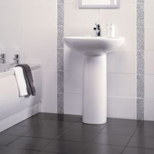 White Gloss Porcelain Wall Tiles