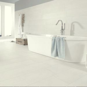 White Matte Ceramic Wall Tiles