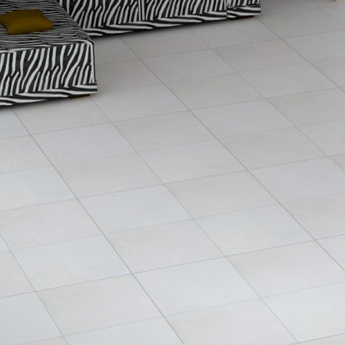 China White Textured Porcelain Floor Tiles Manufacturers And