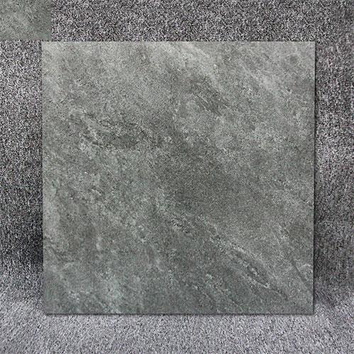 China 12x12 Dark Gray Matt Porcelain Floor Tile