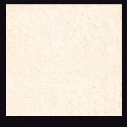 Cream Bathroom Porcelain Floor Tile