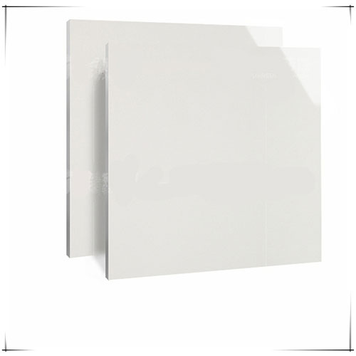 White Bathroom Porcelain Floor Tile