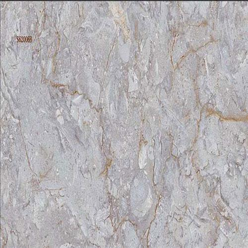 Grey Marble-Look Porcelain Wall Tile