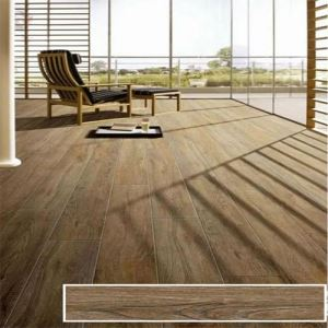Wood Texture Porcelain Floor Tile