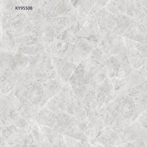Silver Shadow Marble Texture Floor Procelain Tile