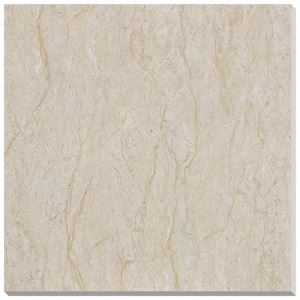 Beige Marble Look Floor Porcelain Tile