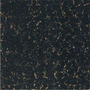 600x600 Black Polished Porcelain Floor Tile