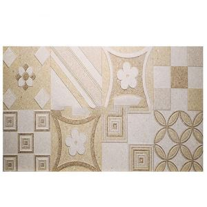 Designed Bathroom Porcelain Floor Tile