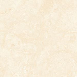 Light Yellow Marble Look Porcelain Wall Tile
