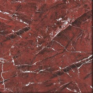 Unpolished Red Porcelain Floor Tile