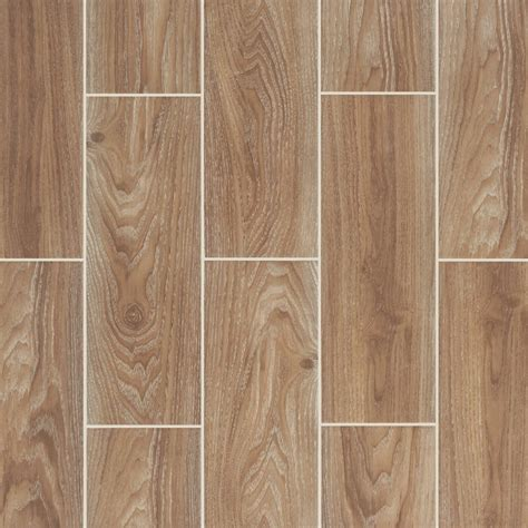 Wood Look Porcelain Flooring Tile